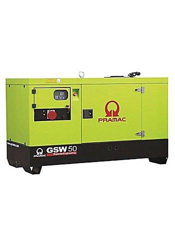 Pramac Groupe électrogène super-silencieux GSW50Y