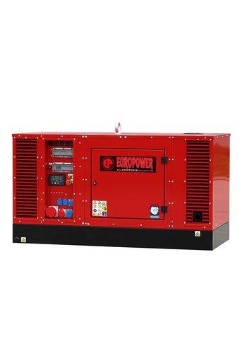 Europower Groupe électrogène super-silencieux EPS44TDE