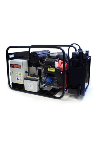 Europower Luchtgekoelde benzine stroomaggregaat EP16000TE