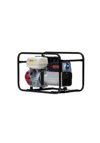 Europower Luchtgekoelde benzine stroomaggregaat EP7000