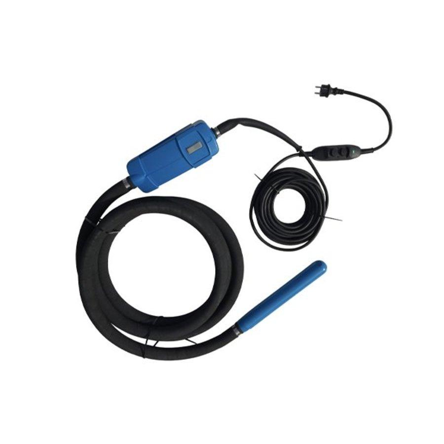 Aiguille vibrante avec convertisseur intégré BTHFE57/7