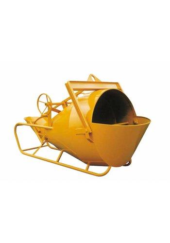 Beco Cuve à béton Commande avec roues