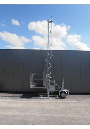 ABM Zelfmonterende bouwlift BL400G