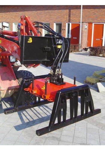 Beco Pince à briques hydrauliques HSK600