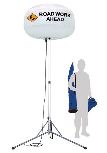 ABM Éclairage ballon Light Boy ELB43BW MH