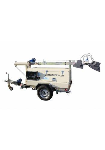 Betontrowel Mobiele lichttoren BT 4000