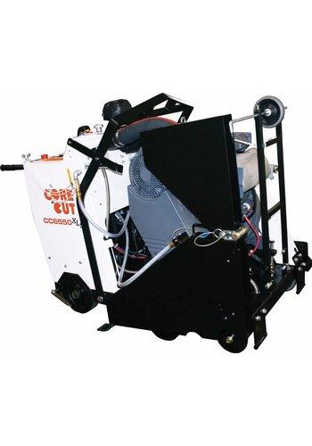 Profi Line Scie à sol diesel CC6549D
