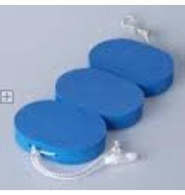 Overige merken Zwemkurkje 3-slags - blauw