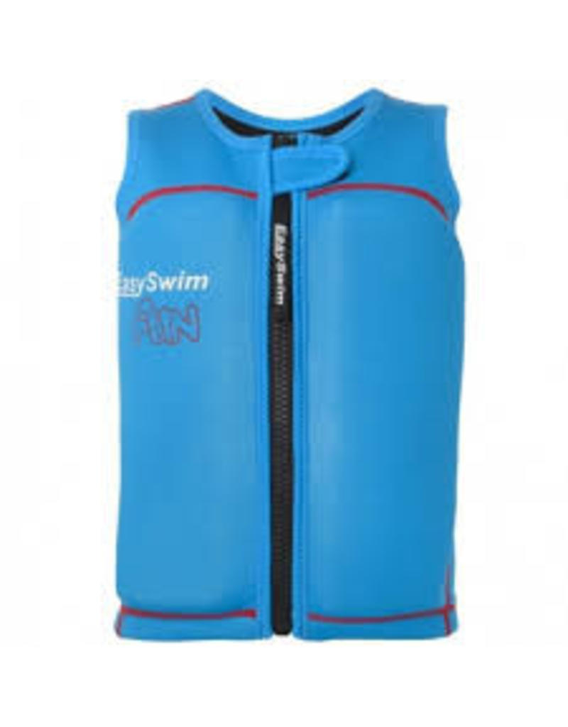 Overige merken Easy Swim Fun - blauw - Drijfpakje nieuw!