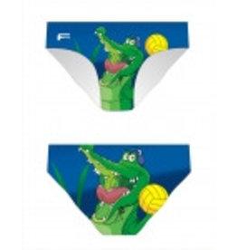 Overige merken Waterpolo zwembroek Crocodile - 140/152