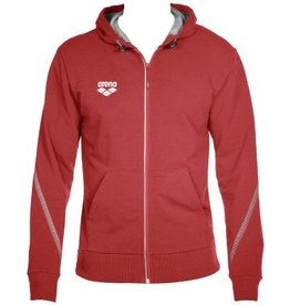 Arena Arena TL Hooded jacket red