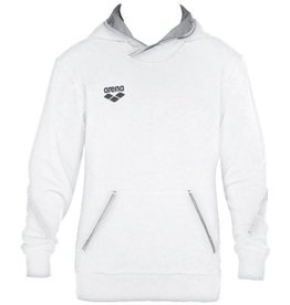 Arena Arena jr TL Hoodie white