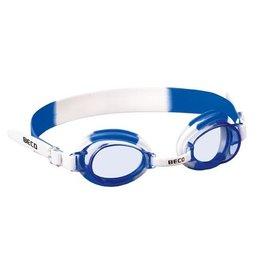 Beco eenvoudige Beco Halifax kinderzwembril - blauw
