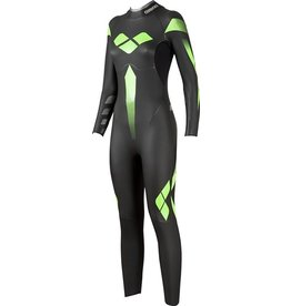 Arena Arena Wetsuit Black Womens