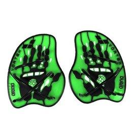 Arena Arena Hand Paddle Vortex Evolution Acid-Green