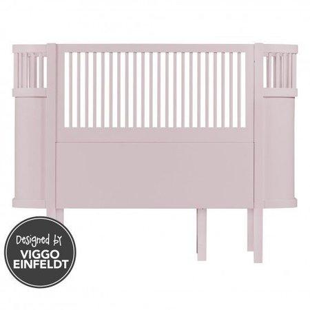 Sebra Sebra bed roze hout