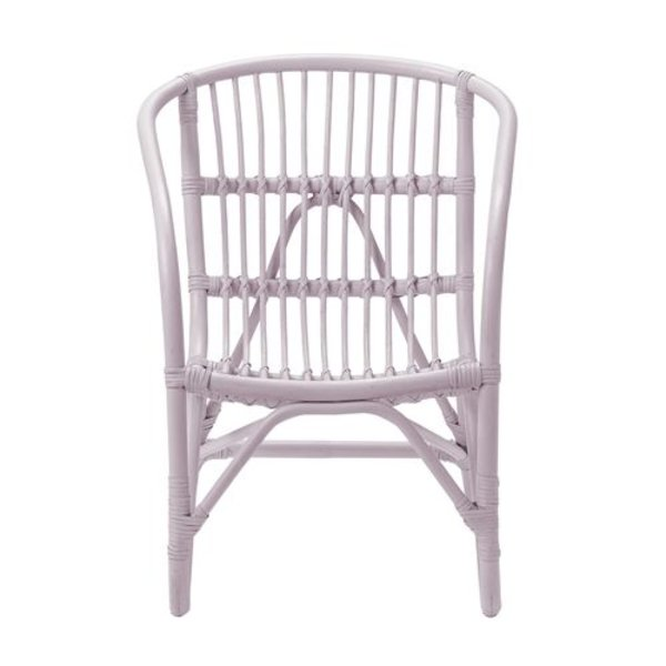 Charlotte rattan chair pink  sc 1 st  Leaves and Feathers & Bloomingville Mini Charlotte rattan chair pink - Leaves and Feathers