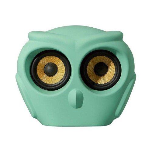 Kreafunk aOwl bluetooth speaker groen