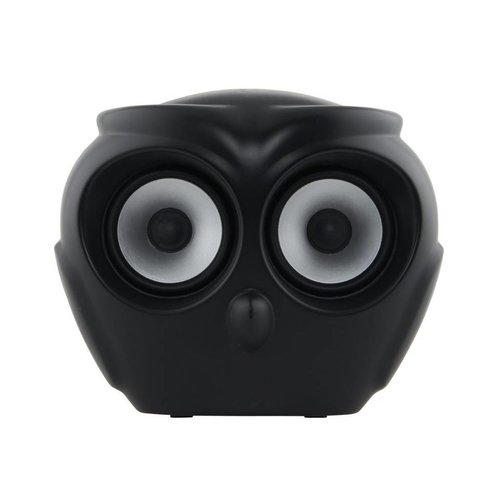 Kreafunk aOwl bluetooth speaker zwart