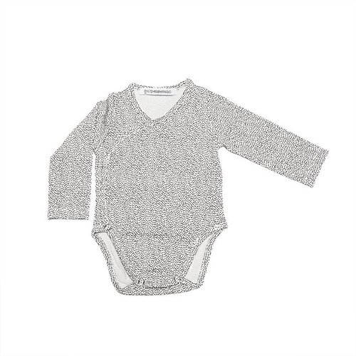 MINGO Bodysuit dots romper