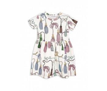 Mini Rodini Tassels SS Dress
