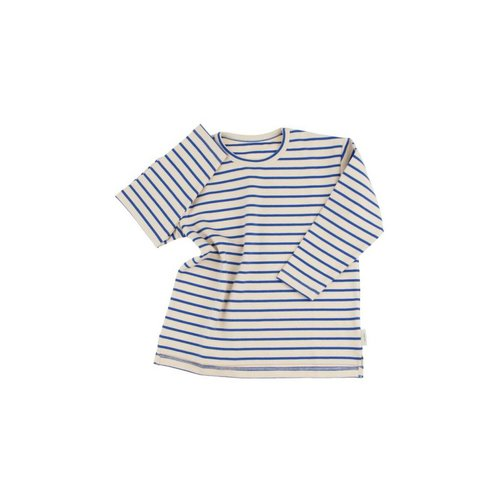 Tinycottons Stripes shirt beige/blue