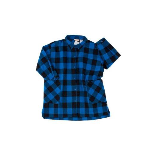 Tinycottons Check woven shirt-dress