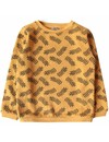 Sweatshirt Ocre all-over Vegatale