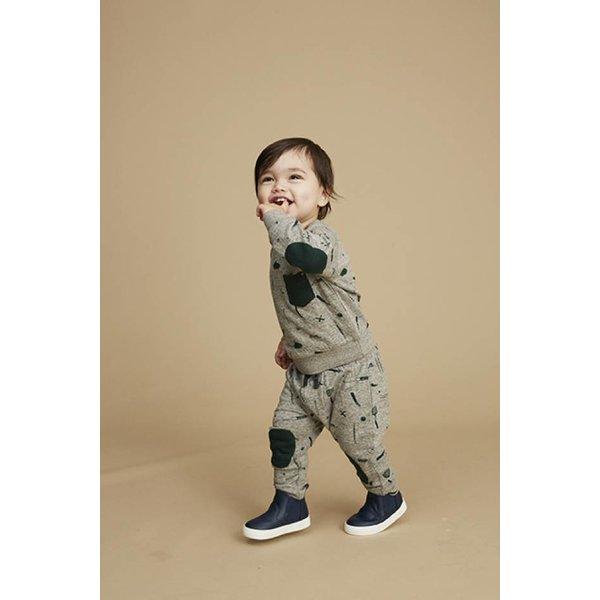 Baby Ryan Sweatshirt AOP Painter