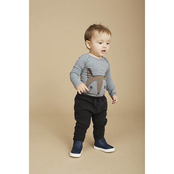 Hailey Pants Blue Graphite