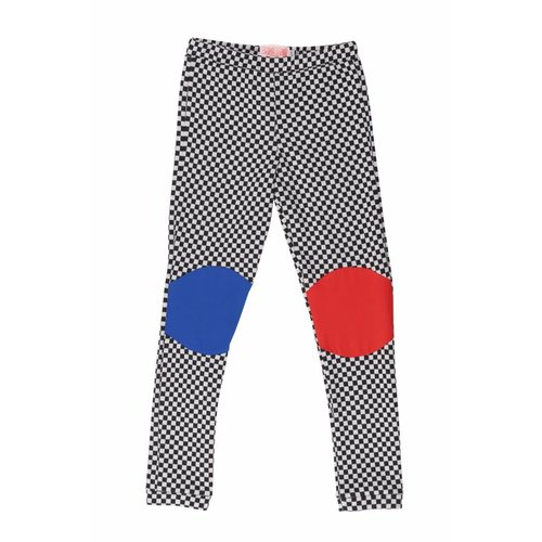BANGBANG Copenhagen Happy Check Pants