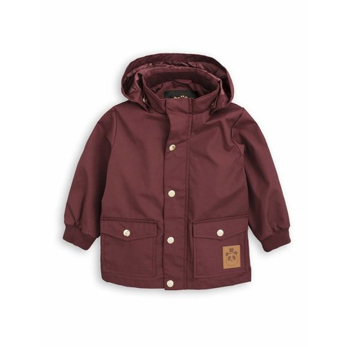 Mini Rodini Pico Jacket Burgundy