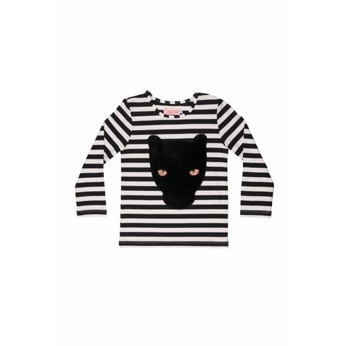 BANGBANG Copenhagen Panther Striped Longsleeve