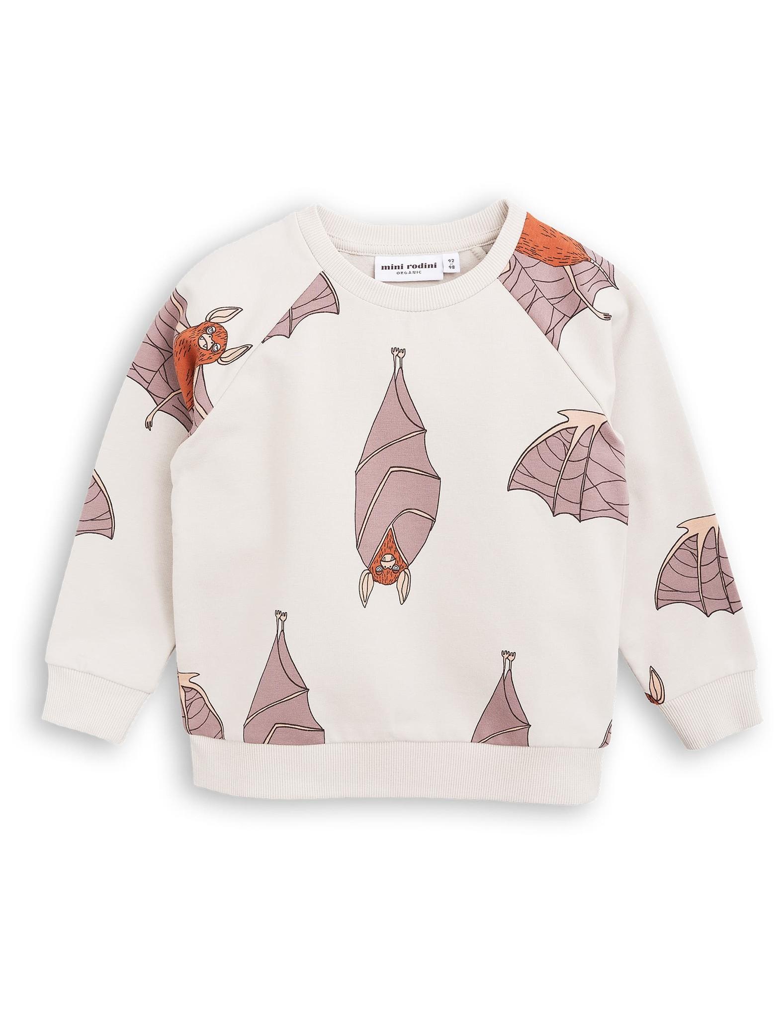 Mini Rodini Bats sweater