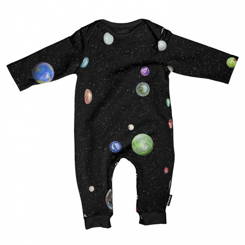 SNURK Marble Universe Playsuit