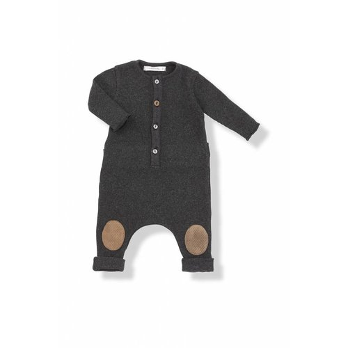 1+ in the Family Tobias Jumpsuit Anthracite