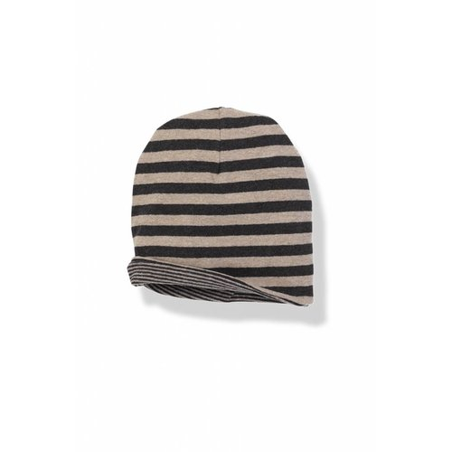 1+ in the Family Bon Reversible Beanie Anthracite