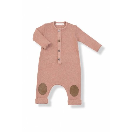 1+ in the Family Tobias Jumpsuit Rose