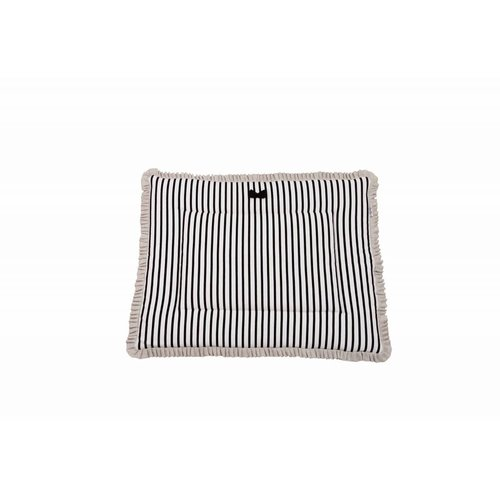 House of Jamie Playpen Mat Breton + Black & Stone