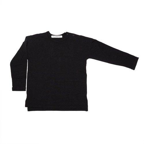 MINGO Longsleeve T-shirt Black