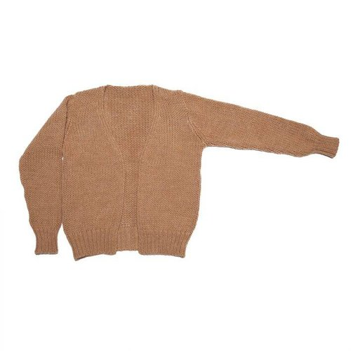 MINGO Cardigan Raw Hide
