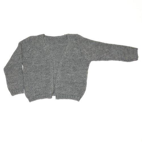 MINGO Cardigan Grey