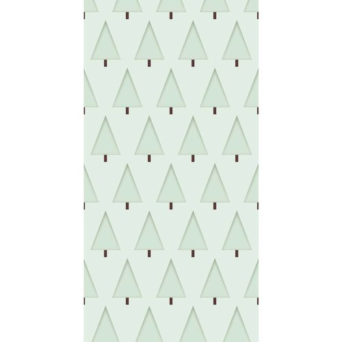 KEK Amsterdam Pine trees wallpaper