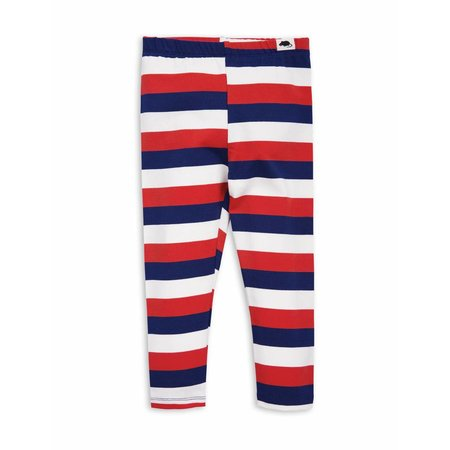 Mini Rodini Blockstripe Leggings multi