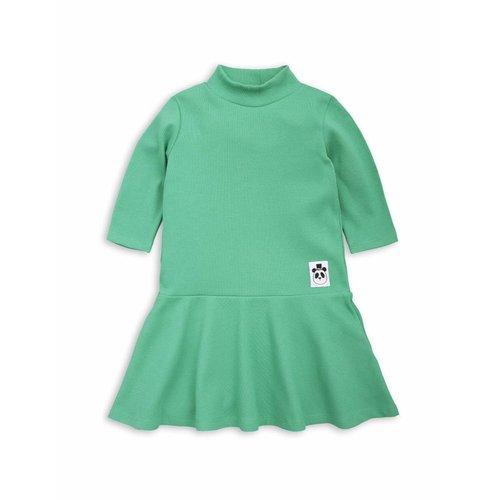 Mini Rodini Solid rib Dance Dress
