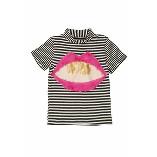 BANGBANG Copenhagen Lipstick Luna t-shirt