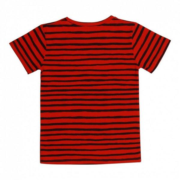 Bass T-shirt AOP Ribbon Big Smiley