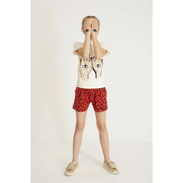 Angel Shorts Pebbles Mega Flame Scarlet