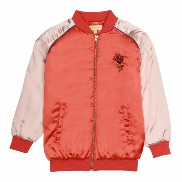 Sandy Jacket Power Rose Cloud
