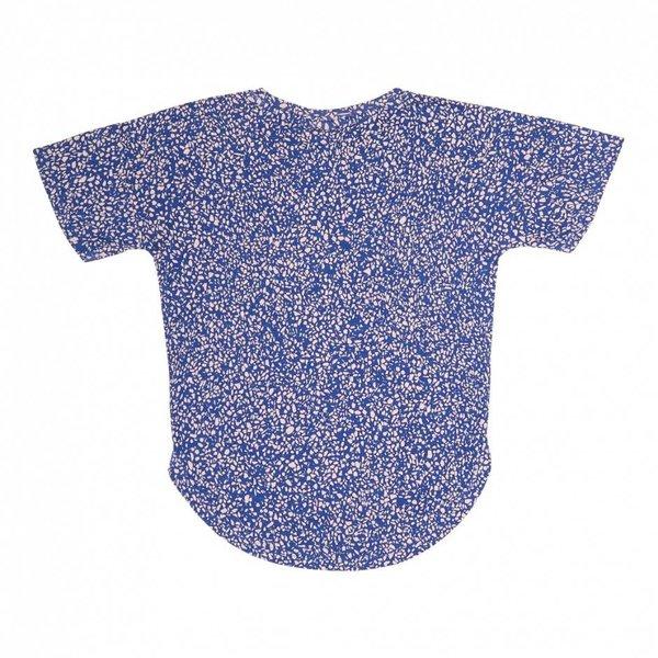 Amaris T-shirt AOP Chips Rose Cloud